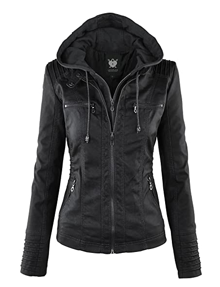 LL Womens Everyday Bomber Jacket - Made in USA at Amazon Women's ...