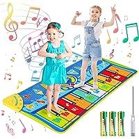 joylink Alfombra de Piano, Alfombra Musical Teclado Alfombra Musical para Niños Alfombra Musical de Teclado 10 Teclas y…