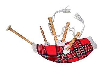 074c27060 Niños Juguete GAITA / Junior JUGABLE Gaitas/Niño Gaita Royal Stewart:  Amazon.es: Instrumentos musicales