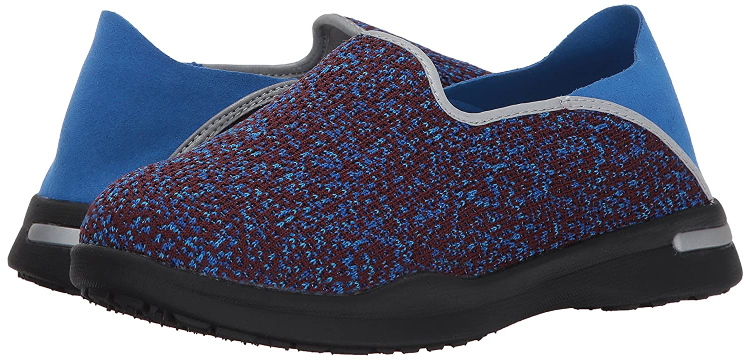 SoftWalk 8 Women's Simba Flat B01MT1HDDP 8 SoftWalk W US|Royal Navy Multi e4c7f0