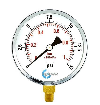 VDO 2000 kPa Pressure Gauge