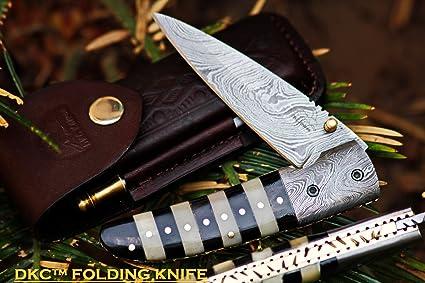 Amazon.com: Venta dkc-105 Bumble Bee cuchillo plegable de ...