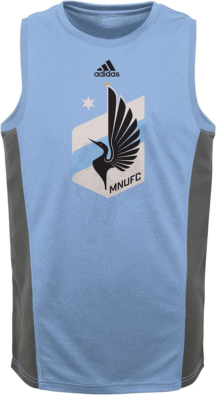 Zenith 10-12 MLS by Outerstuff boys Youth 4-20 Fan Gear Tank Medium