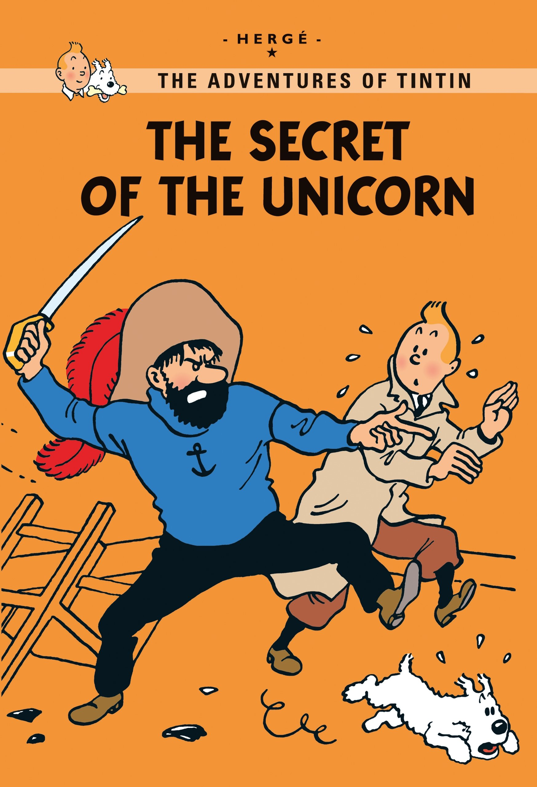 The Secret of the Unicorn (Tintin Young Readers Editions) pdf