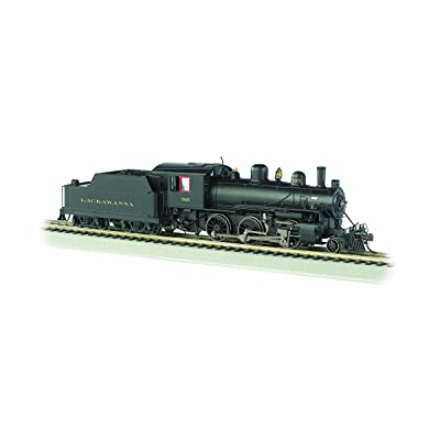 Bachmann Industries ALCO 260 DCC Sound Value Locomotive Lackawanna #565 HO Scale Train Car: Toys & Games