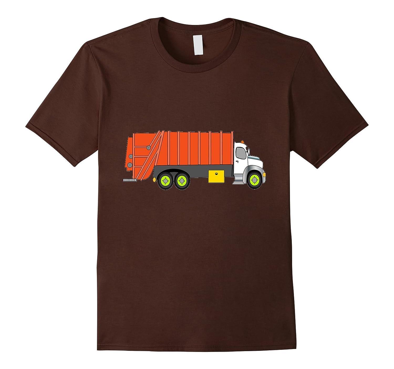 Garbage Truck T-Shirt-CD