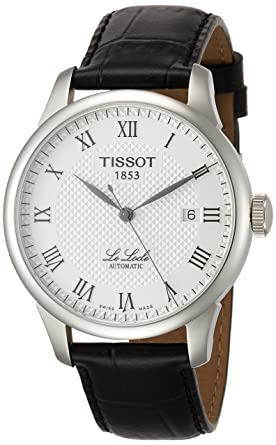 Amazon Com Tissot Men S Le Locle Swiss Automatic