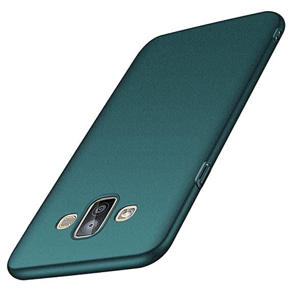on sale 87519 5d3be Anccer Samsung Galaxy J7 Duo Case [Colorful Series] [Ultra-Thin]  [Anti-Drop] Premium Material Slim Full Protection Cover 2018 (Not for  Samsung ...