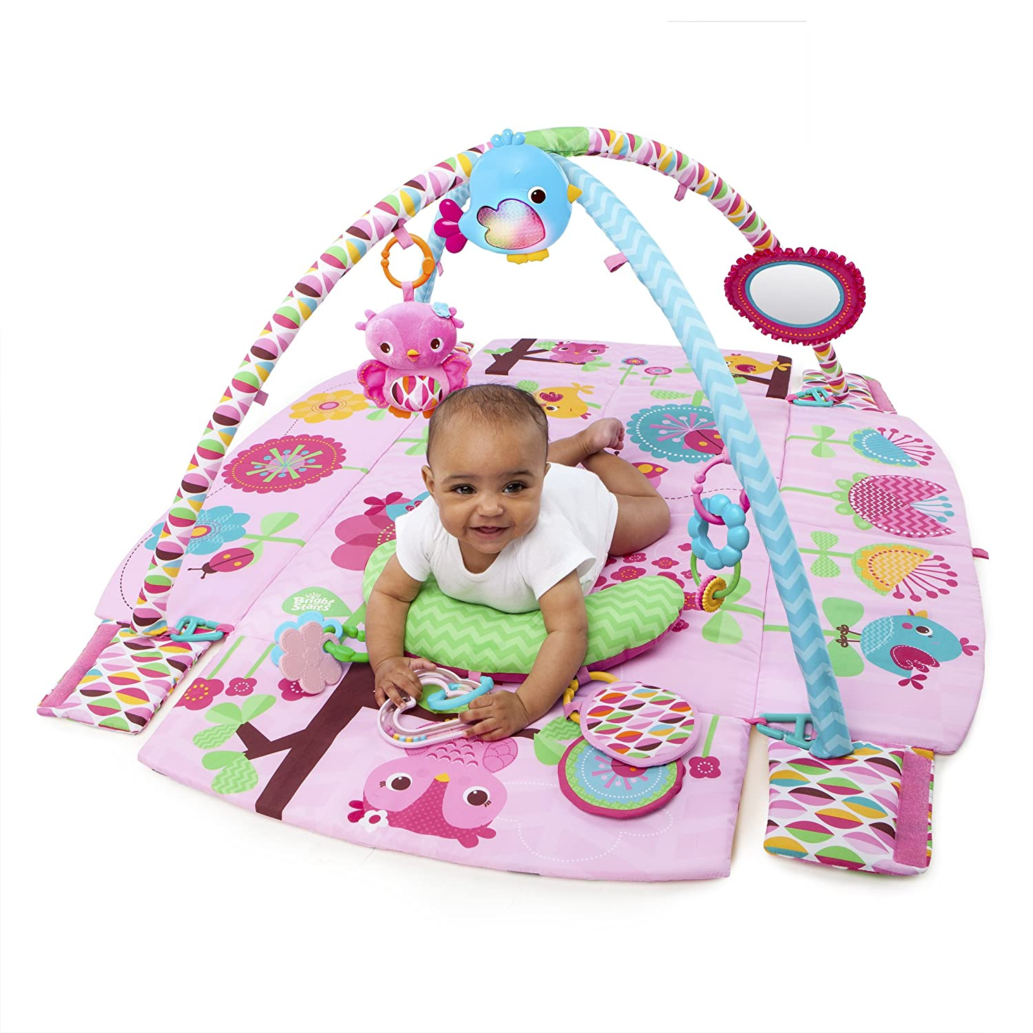 Amazon Bright Starts Sweet Song Birds Baby s Play Place