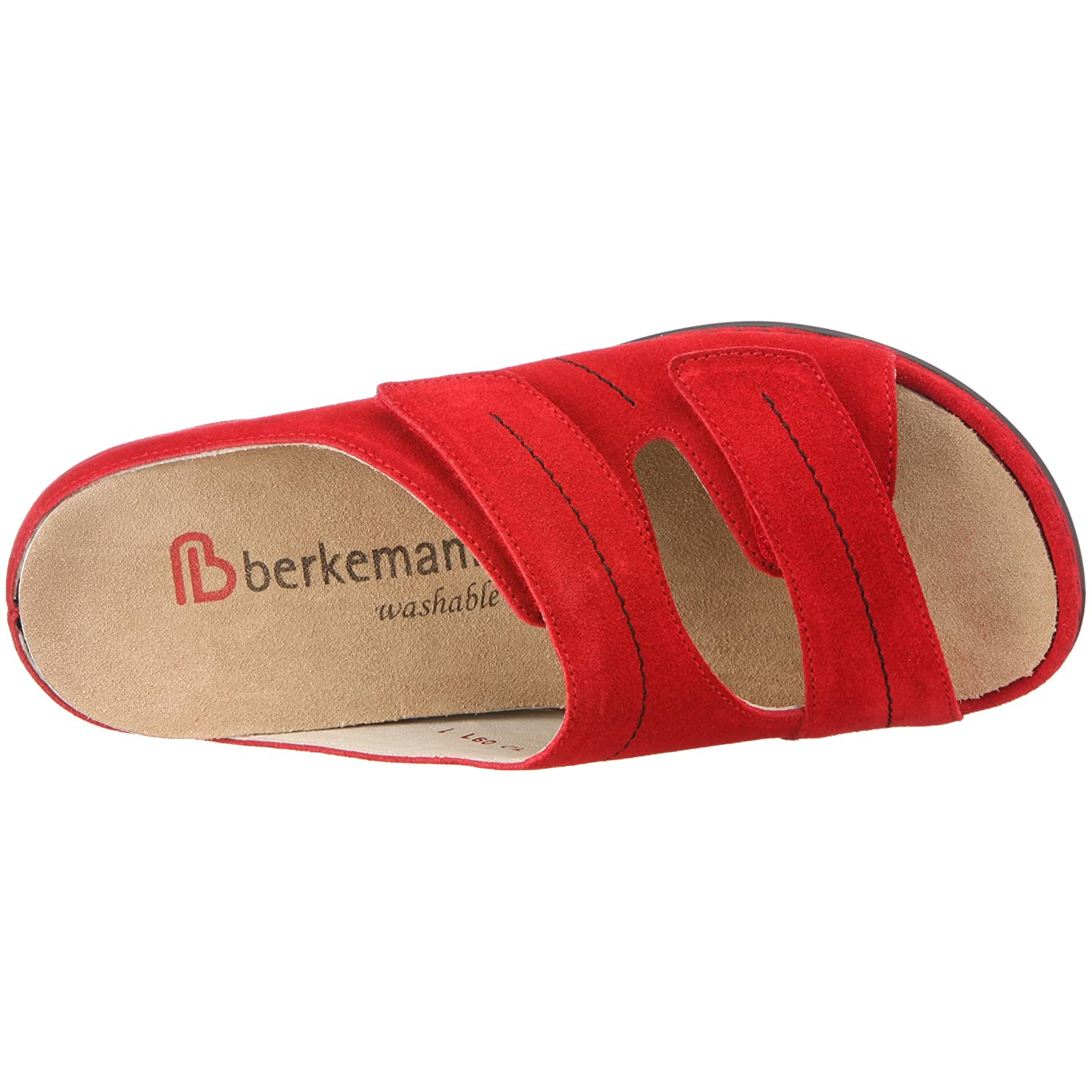 Berkemann Women's Melbourne Fedora washable 1080 Clogs & Mules:  Amazon.co.uk: Shoes & Bags