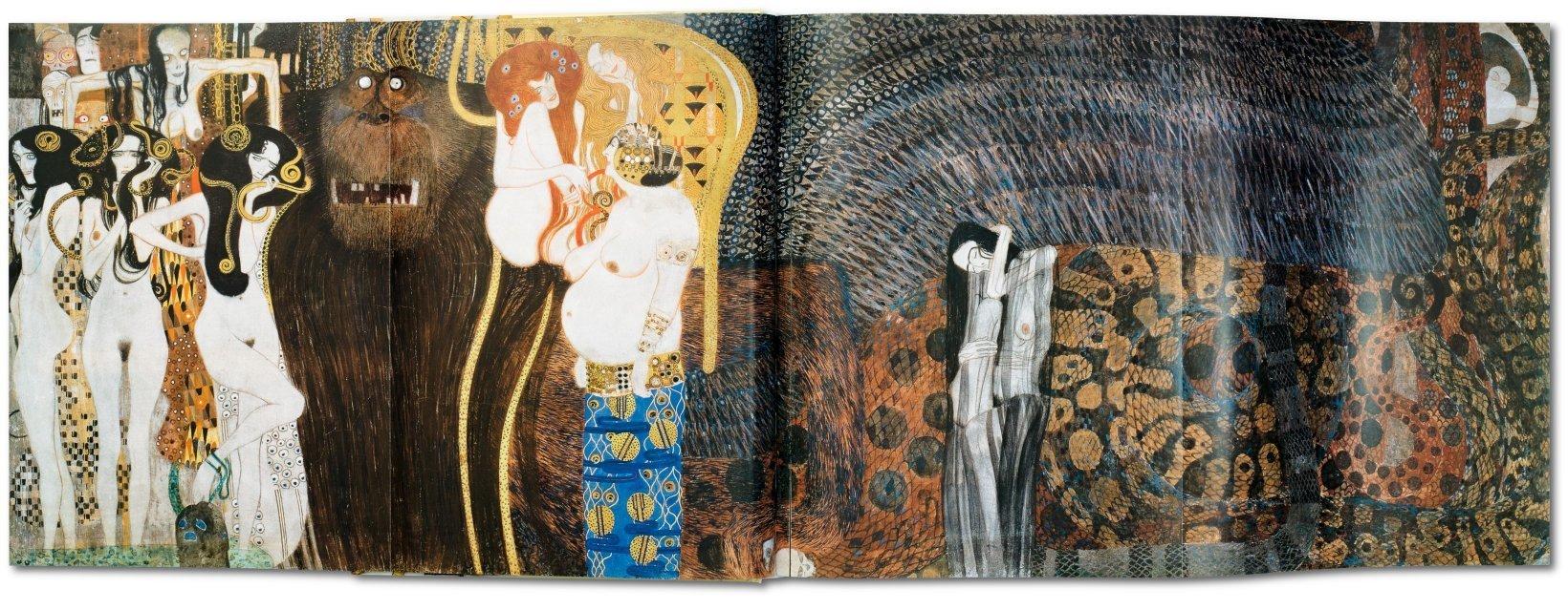 Gustav Klimt: Complete Paintings: Amazon.co.uk: Tobias G. Natter ...
