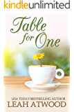 Table for One: An Inspirational Romance