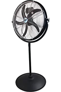 MaxxAir HVPF 20-Inch OR Pedestal Fan