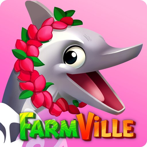 FarmVille: Tropic Escape - Harvest in - Fire Surfing