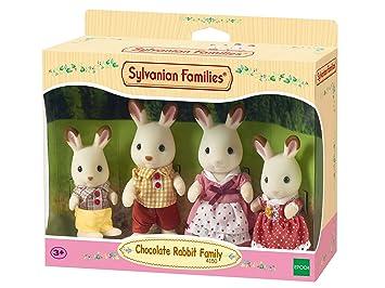 Sylvanian Families - Familia de conejos