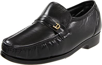 Florsheim Men's Riva Slip-On,Black,7 EEE