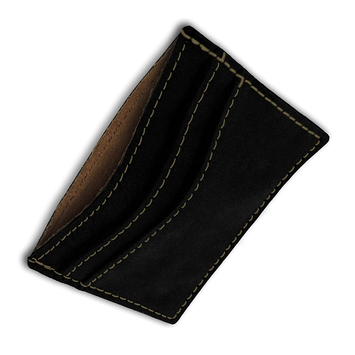 Hecho en Mexico Personalized Engraving Included Money Clip Wallet