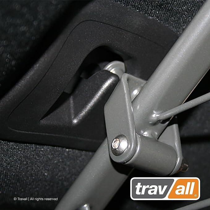 Travall Guard Hundegitter Tdg1369 Maßgeschneidertes Trenngitter In Original Qualität Auto