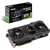 ASUS TUF Gaming NVIDIA GeForce RTX 3090 OC Edition Graphics Card (PCIe 4.0, 24GB GDDR6X, HDMI 2.1, DisplayPort 1.4a…