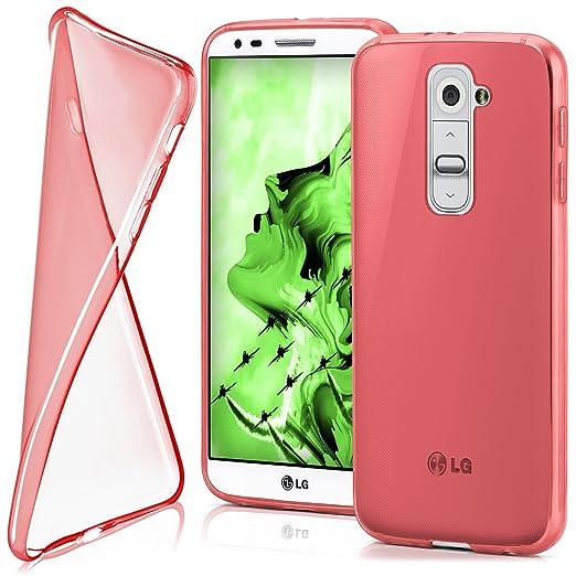 6 opinioni per Cover di protezione LG G2 Mini Custodia Case silicone sottile 0,7mm TPU |