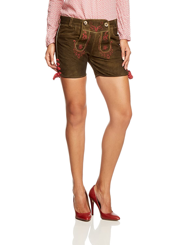 Stockerpoint Damen Skinny Lederhose Franzi