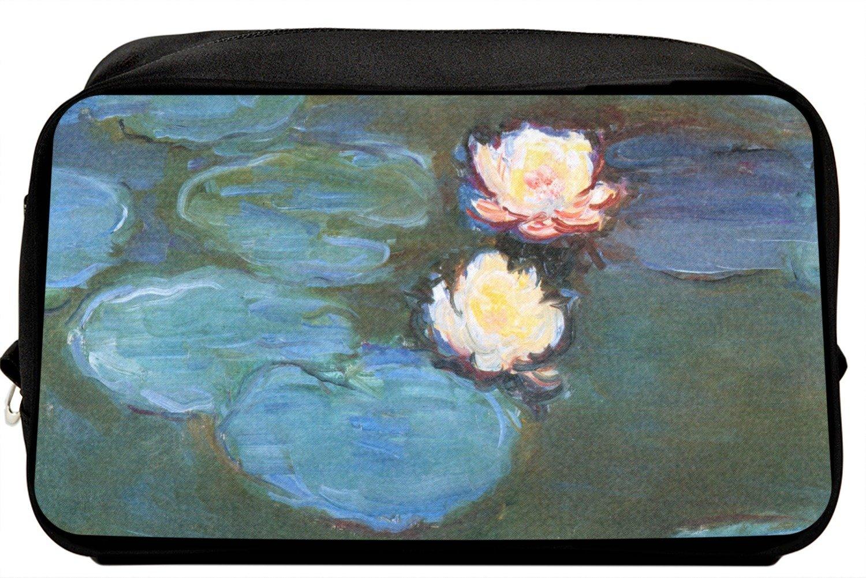 Water Lilies #2 Toiletry Bag/Dopp Kit