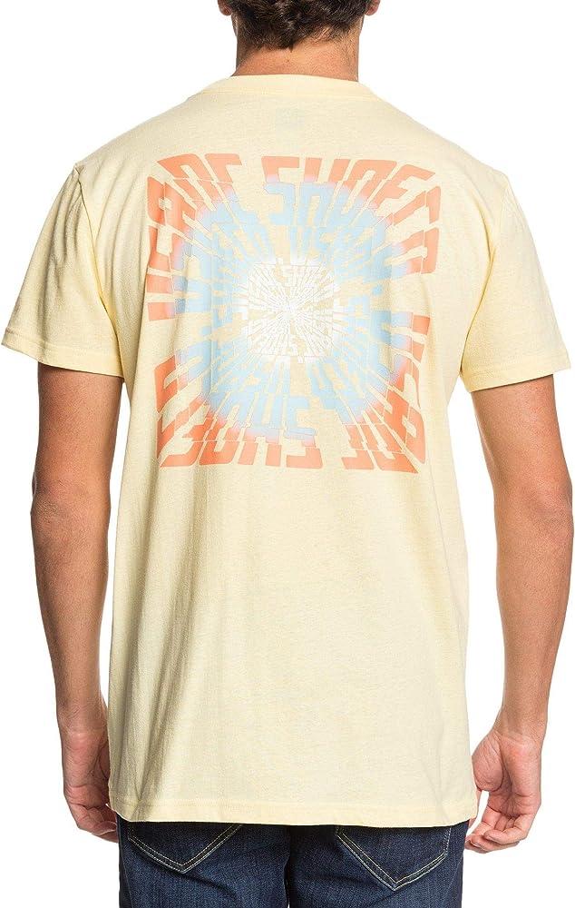 DC Shoes Shattered - Camiseta - Hombre - XS: Amazon.es: Ropa y accesorios