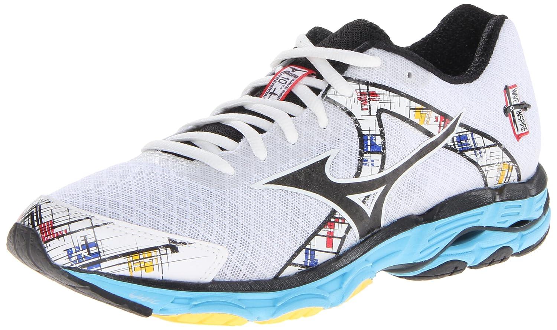 Mizuno Women's Wave Inspire 10 Running Shoe B00CSI8KC2 12 2A US|White