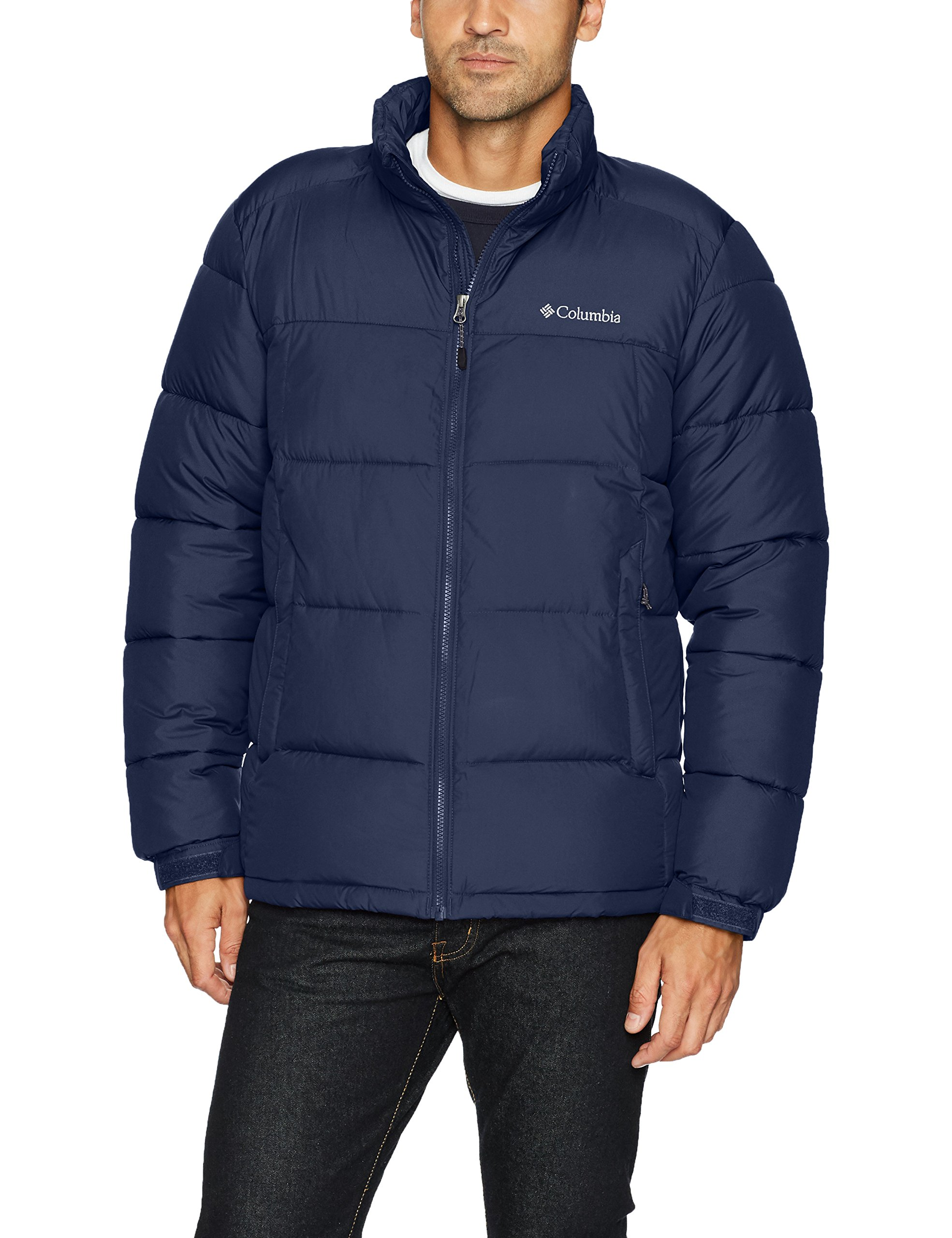 Columbia Men's Pike Lake Jacket, X-Large, Collegiate Navy by Columbia