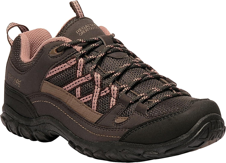 Regatta Lady Edgepoint Ii Women/'s Low Rise Hiking Boots