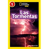 National Geographic Readers: Las Tormentas (Storms) (Spanish Edition)