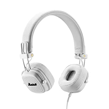 Marshall Major Iii Casque Audio Filaire Blanc Amazonfr High Tech