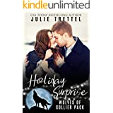 Holiday Surprise (Collier Pack Book 6)