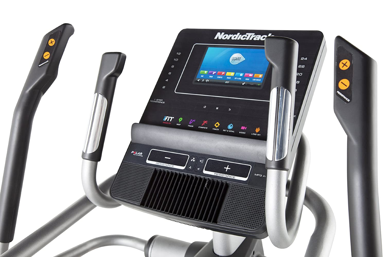 Amazon.com : Nordic Track A.C.T. Commercial 7 Elliptical Trainer : Nordic Trac Act Elliptical : Sports & Outdoors