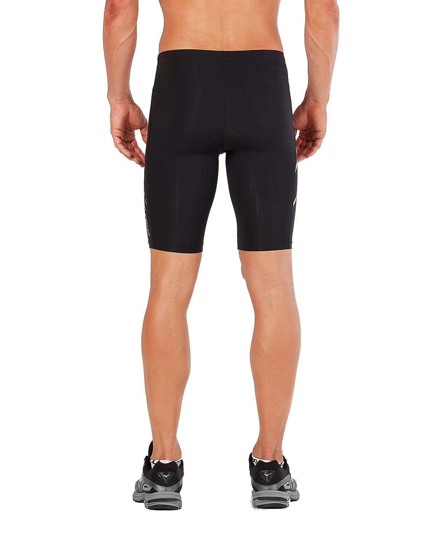 Amazon.com   2XU Men s MCS Cross Training Compression Shorts (Black Gold f9a2058ab