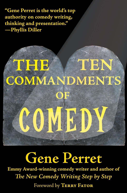 Download The Ten Commandments of Comedy pdf