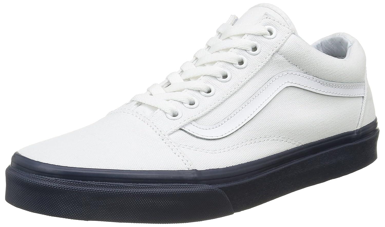 Vans Old Skool, Zapatillas Unisex Adulto 42 EU|True White/Dress Blues