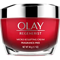 2-Count Olay Regenerist Micro-Sculpting Cream Fragrance-Free