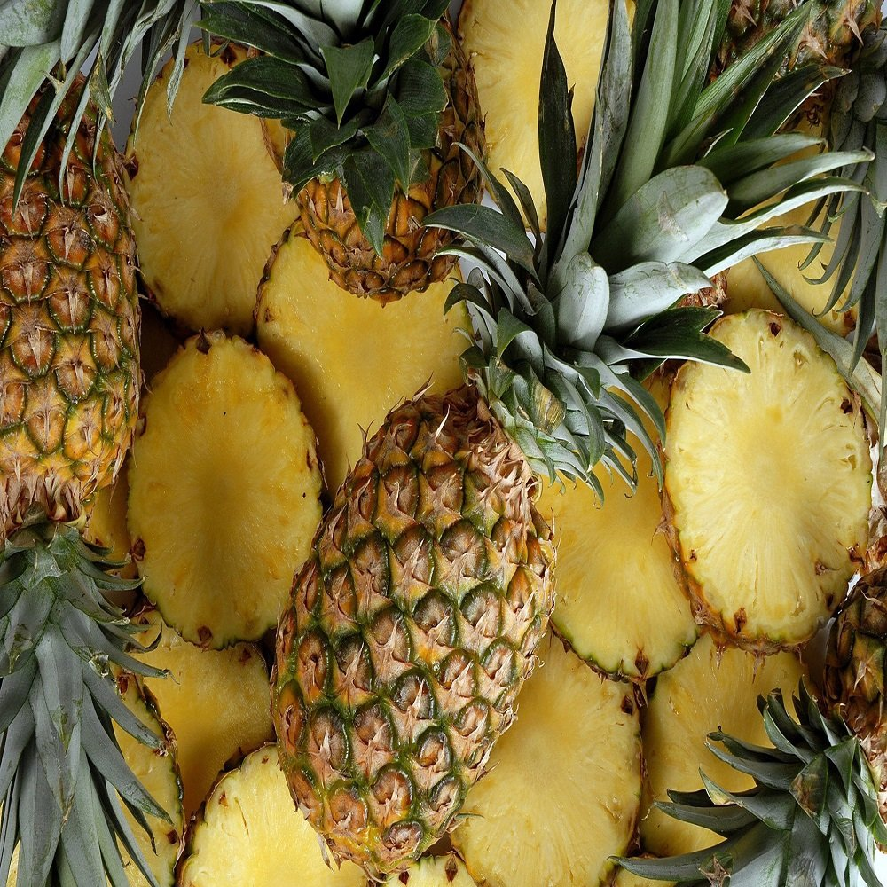 PINEAPPLE PARADISE FRAGRANCE OIL - 2 OZ - FOR CANDLE & SOAP MAKING BY VIRGINIA CANDLE SUPPLY - FREE S&H IN USA