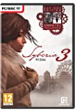 Syberia 3 – Day One Edition (Syberia 1 + Syberia 2 + Syberia 3 included) (PC DVD) (New)