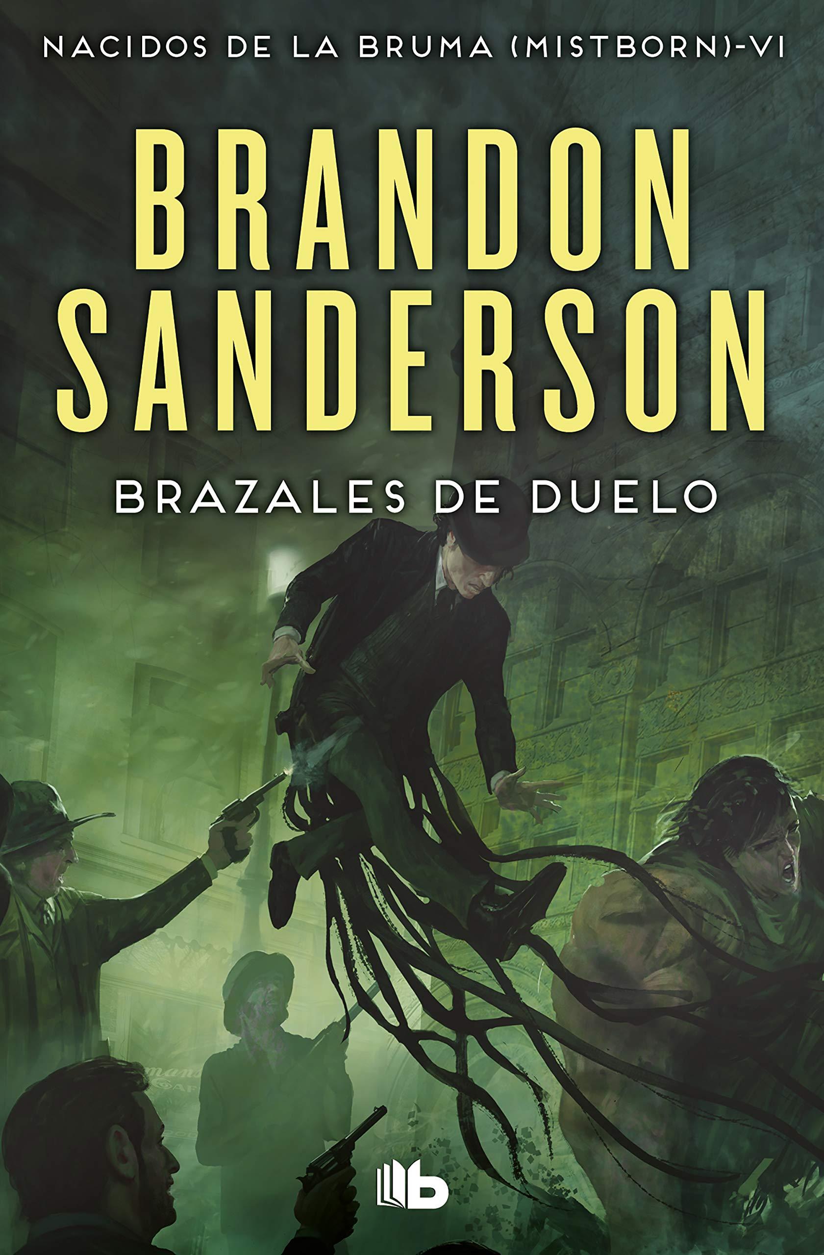 Brazales de Duelo (Nacidos de la bruma [Mistborn] 6) por Brandon Sanderson