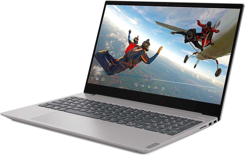 "Lenovo ideapad S340 15.6"" HD LED Backlit Anti-Glare Display Laptop, Intel Core i3-8145U 2.1GHz up to 3.9GHz, 8GB DDR4, 128GB NVMe SSD, Bluetooth, USB 3.1, HDMI, Webcam, Windows 10"