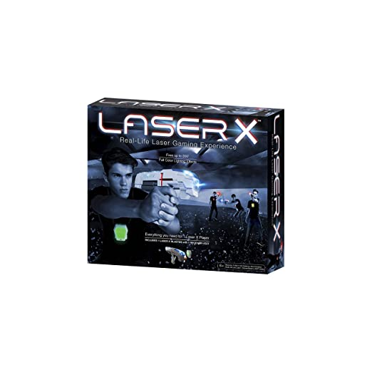 LASER X One Player Laser Gaming Set