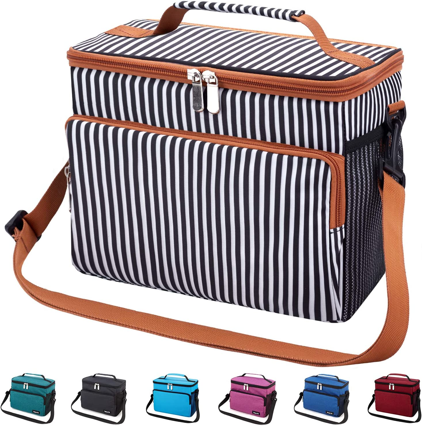 Venture Pal  Reusable Insulated Cooler Lunch Bag $14.44 Coupon