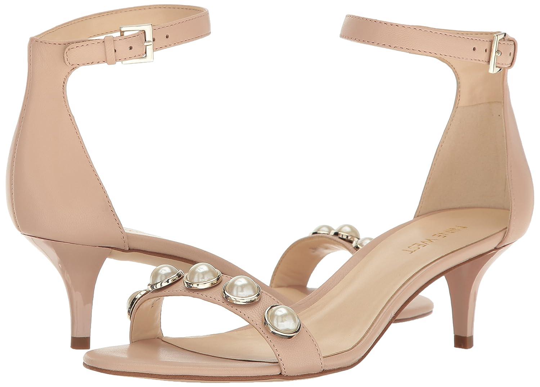 Nine West Women's Lipstick Leather Dress Sandal B01MTWFLZN Heeled Heeled Heeled ef77ea
