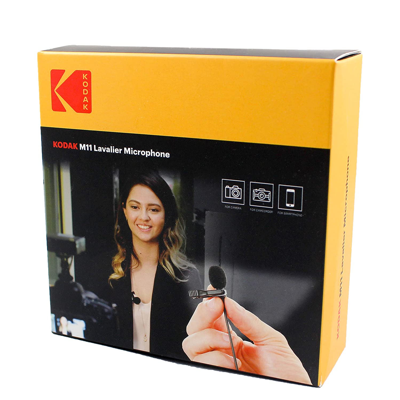 KODAK M11 2.5mm Lavalier Microphone