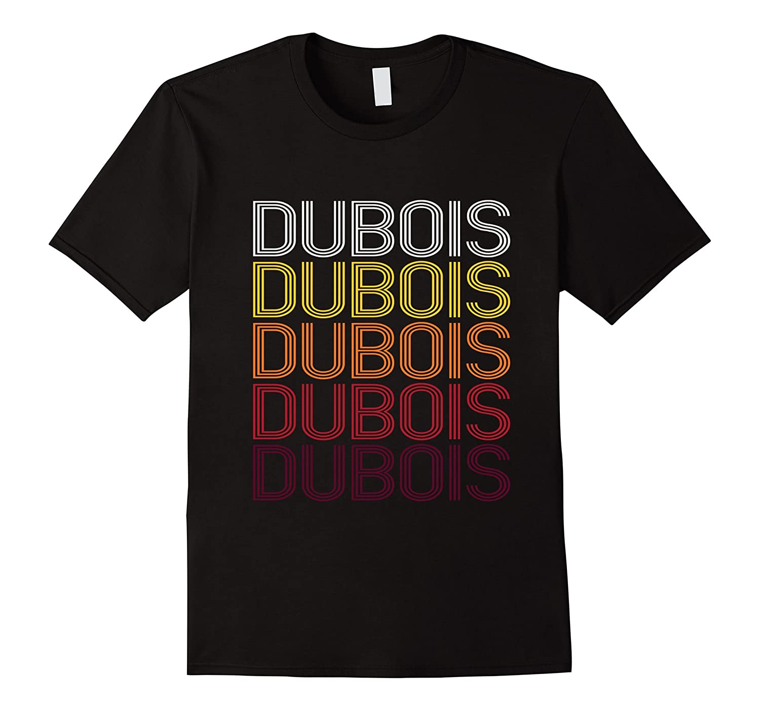 DuBois PA  Vintage Style Pennsylvania T-shirt-TH