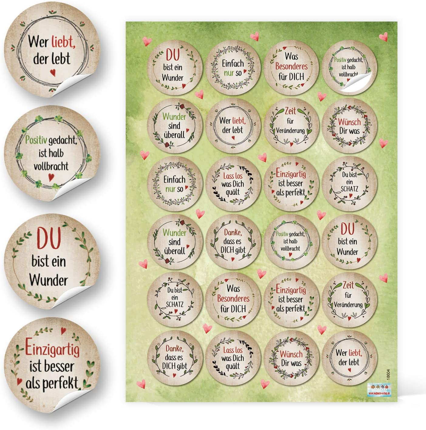 10X Sterne Aufkleber Lehrer Label Belohnung für Kinder Geschenk Schreibwa ho
