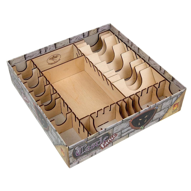 Broken Token Box Organizer for Castle Panic by The Broken Token