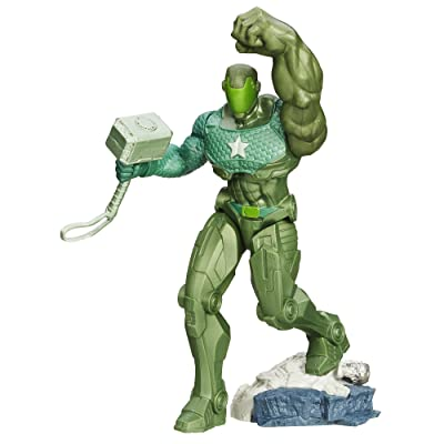 Playmation Marvel Avengers Super Adaptoid Villain Smart Figure: Toys & Games